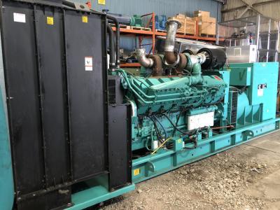 1675 Kva Cummins Diesel Generator KTA50-G8 (GM4163G)